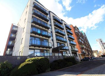Thumbnail 1 bed flat for sale in Quay West, Stoke Street, Ipswich