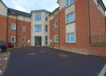 Thumbnail 2 bed flat for sale in Windsor Court, Rowlands Gill