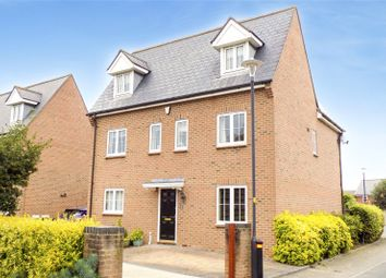 Thumbnail 6 bed detached house for sale in Tortworth Road, Swindon