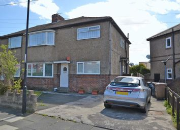 Thumbnail 2 bed flat for sale in Mortimer Avenue, North Shields