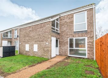 Thumbnail 3 bed end terrace house for sale in Yew Close, Raf Lakenheath, Brandon