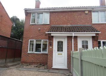 Thumbnail 2 bed semi-detached house for sale in Glebe View, Forest Town, Nottinghamshire