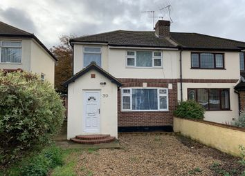 Thumbnail 3 bed semi-detached house to rent in Woodhaw, Egham