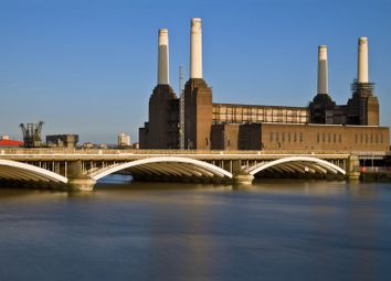 Thumbnail 2 bed flat for sale in Battersea Power Station, 188 Kirtling St