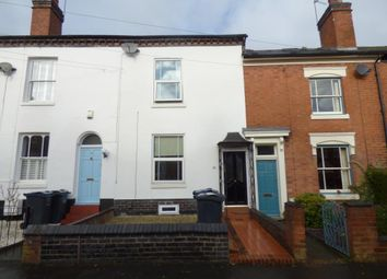 3 bed terraced house to rent in Clarence Road, Harborne, Birmingham B17