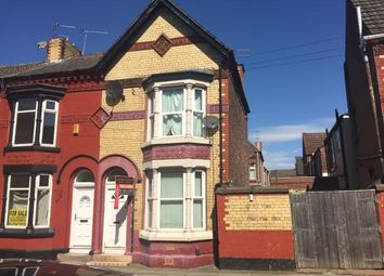 Thumbnail 2 bed end terrace house for sale in Briar Street, Kirkdale, Liverpool
