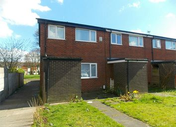 Thumbnail 3 bedroom end terrace house for sale in Evesham Walk, Deane, Bolton, Lancashire