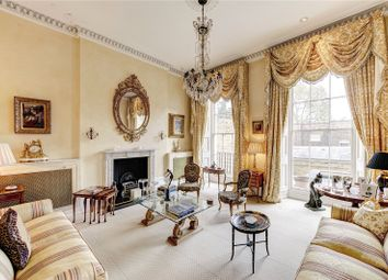 Thumbnail 4 bedroom terraced house for sale in Gloucester Gate, Regent's Park, London
