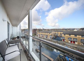 Thumbnail 1 bed flat for sale in The Lockhouse, Oval Road