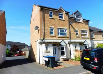Thumbnail 4 bed end terrace house for sale in Stourhead Road, Rugby