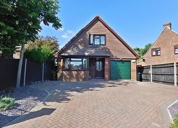 Thumbnail 3 bed detached house for sale in Upper Old Street, Stubbington, Fareham