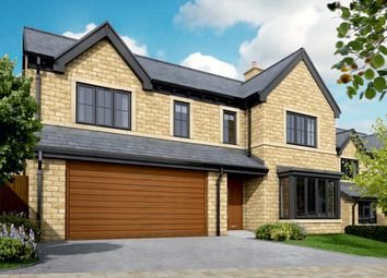 Thumbnail 5 bed detached house for sale in Over Town Lane, Rochdale