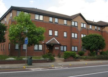 Thumbnail 1 bed flat for sale in Ashton Court, High Road, Chadwell Heath, Romford