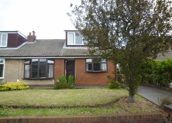 Thumbnail 4 bedroom semi-detached bungalow for sale in Thornton Close, Little Lever, Bolton