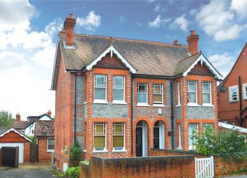 Thumbnail 3 bed semi-detached house for sale in Basingstoke Road, Spencers Wood, Berkshire