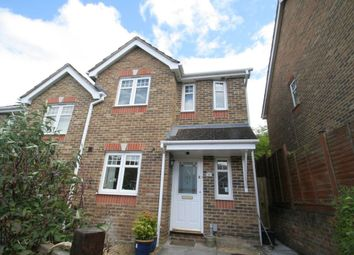 Thumbnail 3 bed semi-detached house to rent in Bouchers Way, Salisbury
