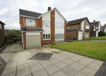 Thumbnail 4 bedroom detached house for sale in Lakelands Drive, Ladybridge, Bolton
