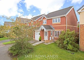 Thumbnail 3 bed detached house for sale in Cwrt Telford, Connah's Quay, Deeside