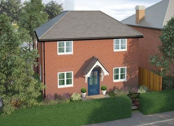 Thumbnail 3 bed detached house for sale in Aldermaston Road, Sherborne St. John, Basingstoke