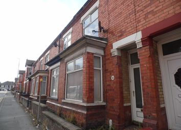 Thumbnail 2 bed terraced house to rent in Underwood Lane, Crewe