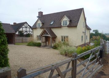 Thumbnail 4 bed detached house to rent in Clehonger, Herefordshire