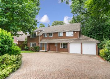 Thumbnail 5 bed detached house to rent in Lebanon Drive, Cobham