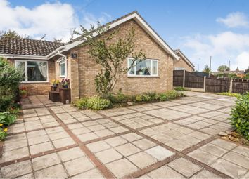 Thumbnail 4 bed detached bungalow for sale in Beech Road, Branston