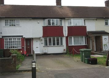 Thumbnail 2 bedroom terraced house to rent in Holbeach Gardens, Sidcup