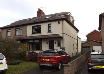 Thumbnail 3 bed semi-detached house for sale in Crag Bank Road, Carnforth, Lancashire, United Kingdom