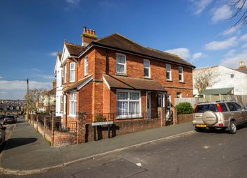 Thumbnail Semi-detached house for sale in Connaught Road, East Cowes, Isle Of Wight