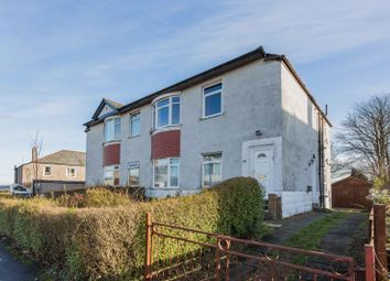 Thumbnail 2 bed flat for sale in Renshaw Drive, Hillington, Glasgow