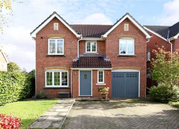 Thumbnail 4 bed detached house for sale in Shipley Close, Alton, Hampshire
