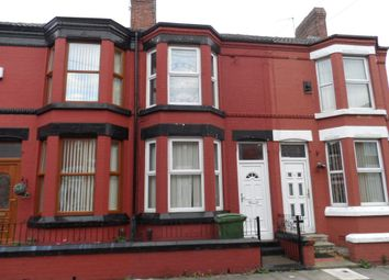 Thumbnail 2 bed terraced house to rent in Lloyd Avenue, Birkenhead