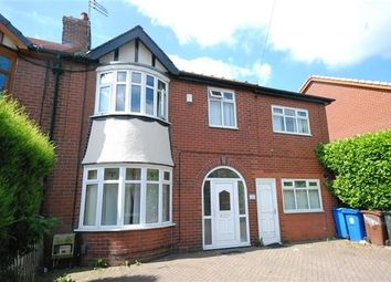 Thumbnail 4 bedroom semi-detached house to rent in Whitworth Road, Rochdale
