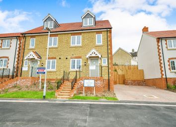 Thumbnail 3 bed town house for sale in Hill Corner Road, Chippenham