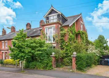 Thumbnail 6 bed end terrace house for sale in Norwich, Norfolk