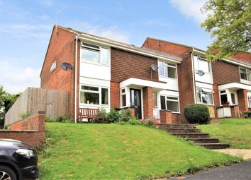 Thumbnail 2 bed end terrace house for sale in Thorpe Gardens, Alton, Hampshire