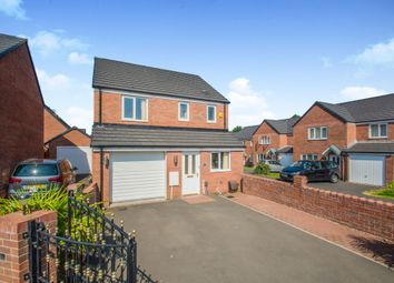 3 bed detached house for sale in Cefn Adda Close, Newport NP20