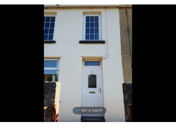 Thumbnail 3 bed terraced house to rent in Tre Edwards, Rhymney, Tredegar