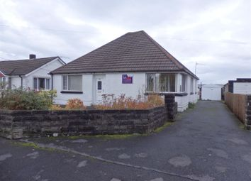 Thumbnail 3 bed detached bungalow for sale in Maes Road, Llangennech, Llanelli
