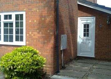 Thumbnail 1 bed town house to rent in Forum Close, Alvaston, Derby