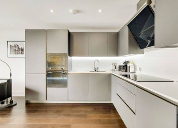 Thumbnail 2 bed flat for sale in Marc Brunel House, Wapping, London