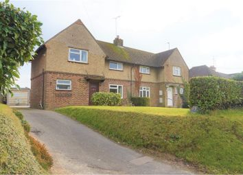 Thumbnail 3 bed semi-detached house for sale in College Road Ardingly, Haywards Heath