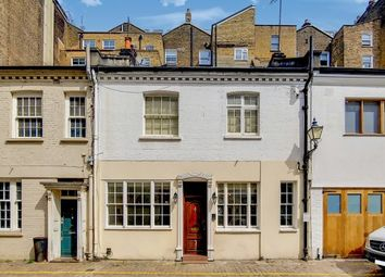 Thumbnail 3 bedroom property to rent in Elvaston Mews, London