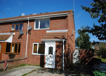 Thumbnail 2 bed terraced house to rent in Garwood Close, King's Lynn