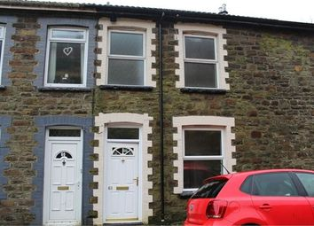 Thumbnail 2 bedroom terraced house to rent in Morton Terrace, Tonypandy