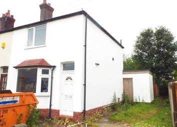 Thumbnail 2 bedroom semi-detached house for sale in East Avenue, Warrington, Cheshire