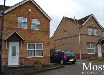 Thumbnail 3 bed semi-detached house to rent in Horse Shoe Court, Balby, Doncaster