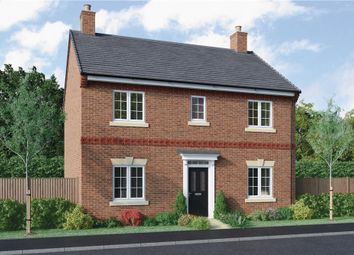 "4 bed detached house for sale in ""Longford"" at Starflower Way, Mickleover, Derby DE3"