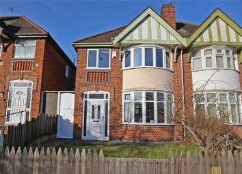 Thumbnail 3 bed property for sale in Wyngate Drive, Leicester